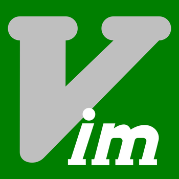 Vim Flat Icon by Ambits