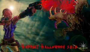 Happy? Halloween 2010 by SOULAUNCHER