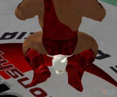 Tombstone piledriver standing 4.2 by Umbacano100