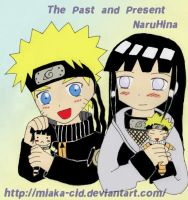 NaruHina Past and Present V.2 by MiaKa-CiD