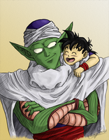 Piccolo-san~! by Jakiron
