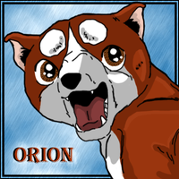 Orion by 1miia