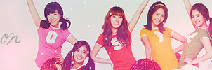 SNSD Persona Header by estheraphy