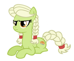 Oh, Finglefangle! (Granny Smith Vector) by ShadowWeaver97
