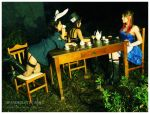 A Mad Tea Party II by Wandeclayt