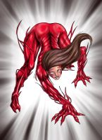 female carnage .. by despedorrador