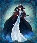 Christine Ice Queen by fiorei