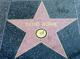 David Bowie Star by CountessSana