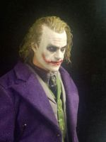 Custom Joker Heath Ledger 1/ by NightT47