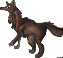 .:Wolf:. by Slorgified