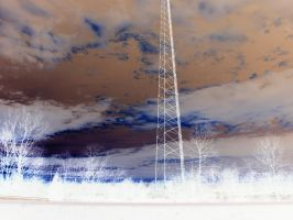 Negative Tower and sky by vbcsgtscud