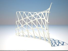Parametric Truss 2 by invictuzz688