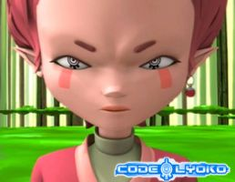 Evil XANA Aelita by codelyokorocks