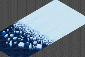 Ice Tiles by danimation2001