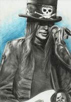 Mick Mars 3 by SavanasArt