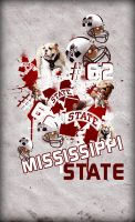 Mississippi State by metalhdmh