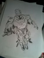 iron man by Light-linx
