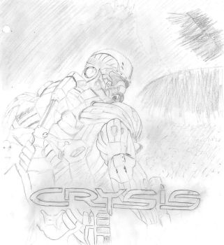 crysis by chinese-ranger