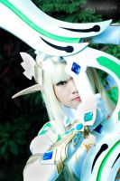 Elsword Rena Grand Archer by nemesiskim