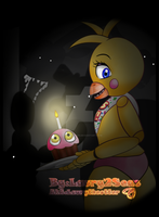 Toy Chica by laurytheotter