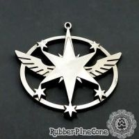 Ministry Of Arcane Sciences Pendant by ChaosDrop
