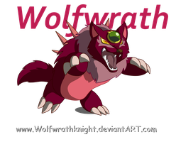 Wolfwrath by Wolfwrathknight