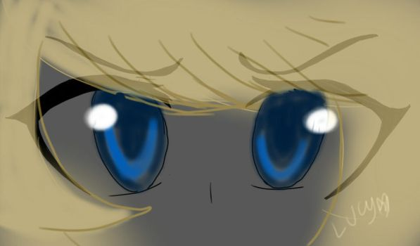 look me in the eyes  by ChanLucy