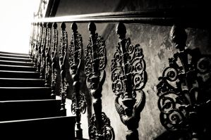 old stair by torobala