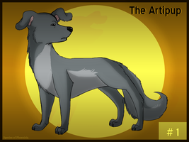 The Artipup by Creativepup702