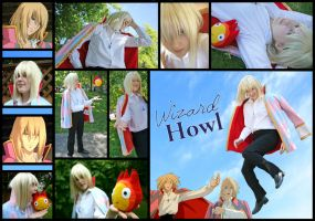 Howl FTW by RainOwls