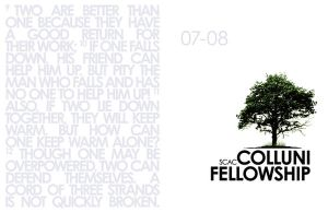 Fellowship Yearbook Cover by mirkrim