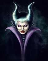 Maleficent by NiemErze