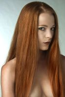 red head shot by icelander66