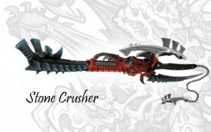 Stone Crusher by OnyxChaos