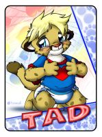 Tad Tag by Tavi-Munk