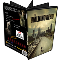 The Walking Dead icon by 4-ever-darkness