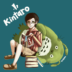 Design Contest Entry: Kintaro by NecroNeco