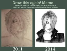 Draw this again! Reita by KanonKunNyappy