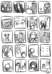 Lamia and Friends storyboard! by Link-Pikachu
