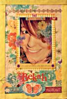 Front cover of Bekah's Ambrosia box. by Jamie-Nicole