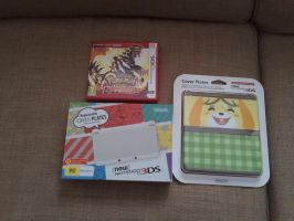 (review) Importing the *new* Nintendo 3DS by Flowerlark