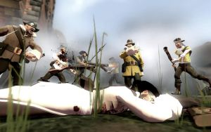 Battle of Prague 1648 by tigerfaceswe