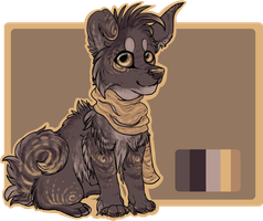 Dog Adoptable Auction - AB'd by mango-sherbet
