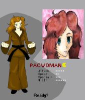 Pixel ID by PacWoman