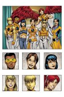 New X-men7 by ColorDojo