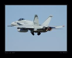 Hornet Wheels Up by jdmimages