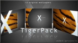 Tiger Pack by edenprojects