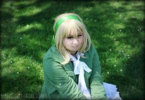 Doll! Belgium - Hetalia cosplay by kuromiluminous