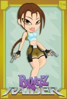 Bratz Raider by Killryde