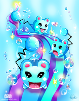 Bubbles by CloudN